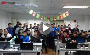 成都Java培训中心新老学员送祝福